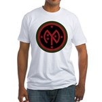 27th Infantry Fitted T-Shirt