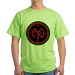 27th Infantry Green T-Shirt