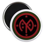 27th Infantry Magnet