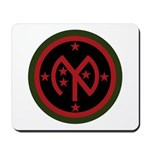 27th Infantry Mousepad