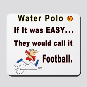 H2O Polo Mousepad