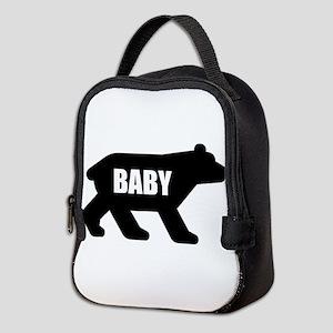 Baby Bear Neoprene Lunch Bag