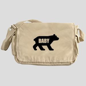 Baby Bear Messenger Bag