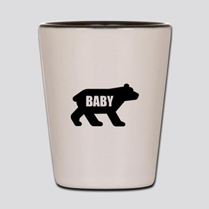 Baby Bear Shot Glass