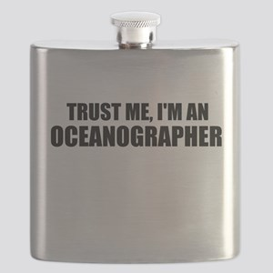 Trust Me, Im An Oceanographer Flask