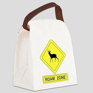 Pronghorn Roam Zone Canvas Lunch Bag