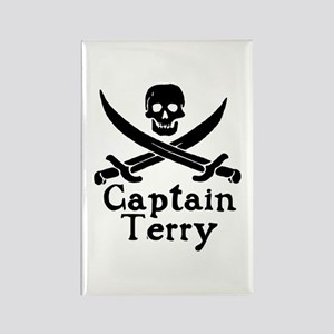Captain Terry Magnets