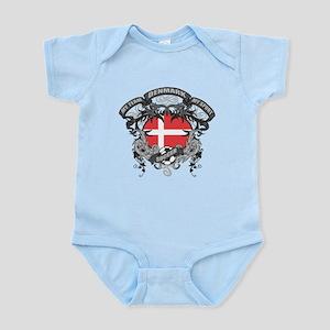 Denmark Soccer Infant Bodysuit
