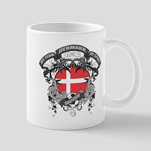 Denmark Soccer Mug