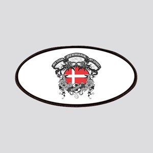 Denmark Soccer Patches