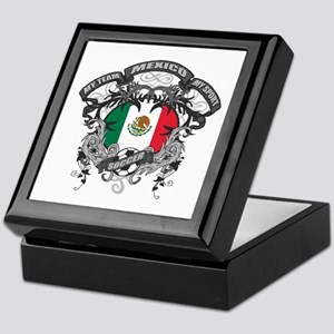 Mexico Soccer Keepsake Box