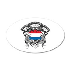 Netherlands Soccer Wall Decal
