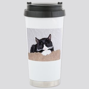 Sweet Kitty Stainless Steel Travel Mug