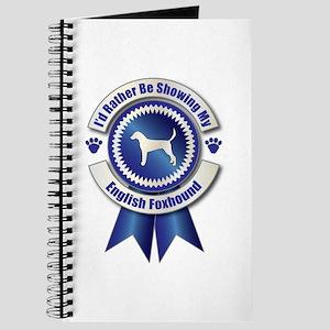 Showing Foxhound Journal