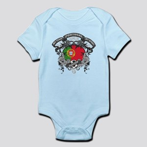 Portugal Soccer Infant Bodysuit