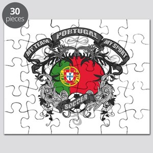 Portugal Soccer Puzzle