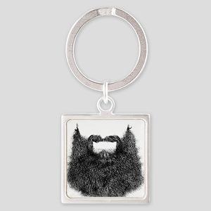 Big Beard Keychains