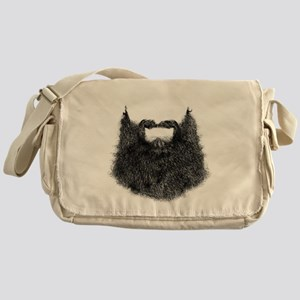 Big Beard Messenger Bag