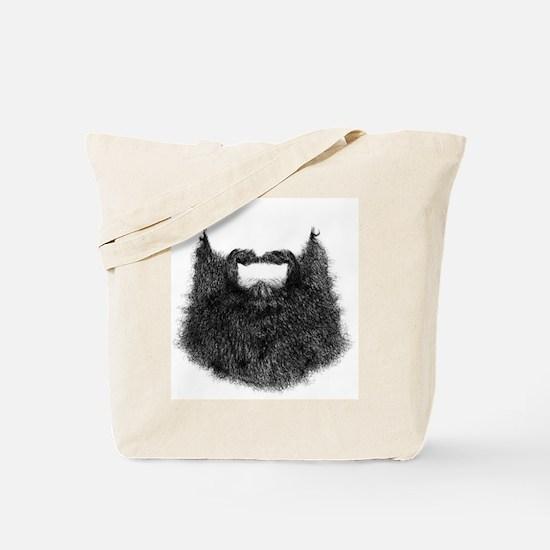 Big Beard Tote Bag