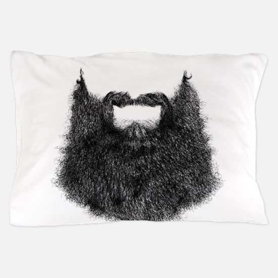 Big Beard Pillow Case