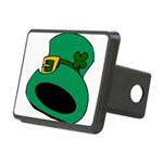Leprechaun Hat with Shamrock Hitch Cover