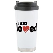 I am Loved Stainless Steel Travel Mug