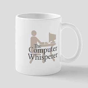 The Computer Whisperer Mugs