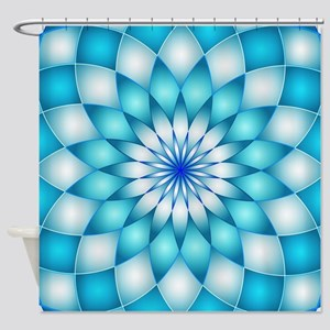 Mandala 1 Shower Curtain