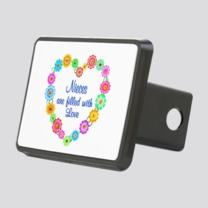 Niece Love Rectangular Hitch Cover