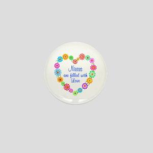 Niece Love Mini Button