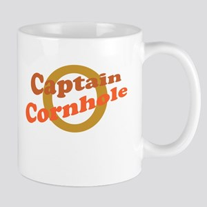 Captain Cornhole Mugs