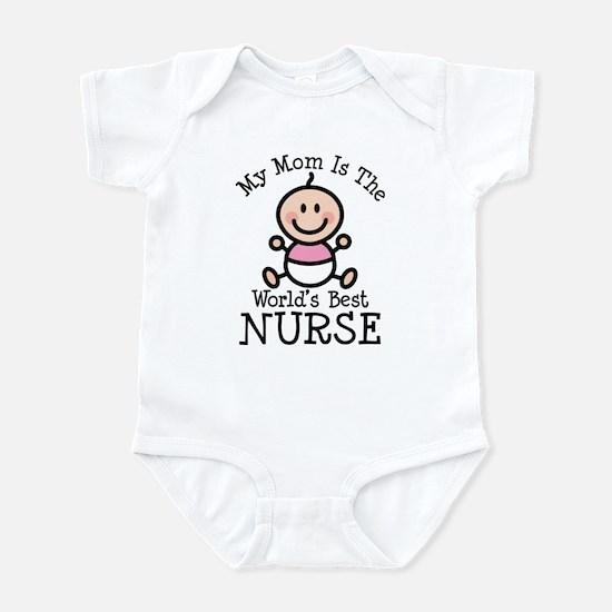 Best Nurse Mom Infant Bodysuit