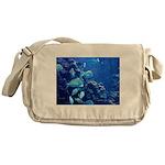 Maui Aquarium Messenger Bag