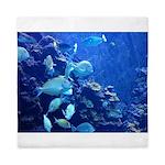 Maui Aquarium Queen Duvet