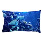 Maui Aquarium Pillow Case