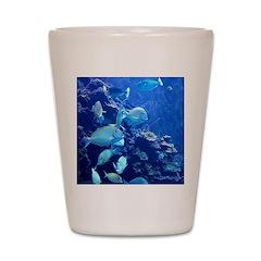 Maui Aquarium Shot Glass