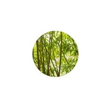 Bamboo Forest Mini Button