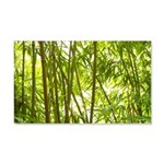 Bamboo Forest Decal Wall Sticker