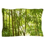 Bamboo Forest Pillow Case