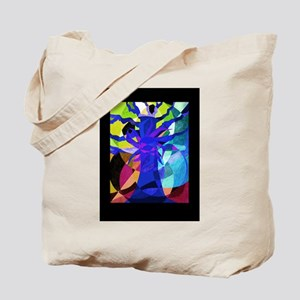 Indigo Tree of Life Tote Bag