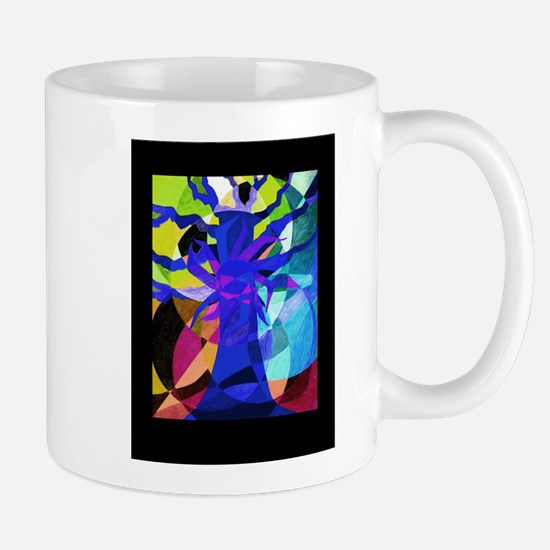 Indigo Tree of Life Mug