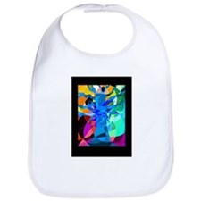 tree of life aqua Bib