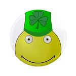 Smiley with Shamrock 3.5