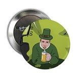St Patricks Day Man with Beer 2.25