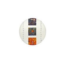 art science spirit poster Mini Button (10 pack