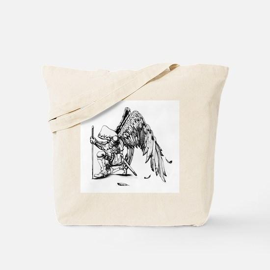 ArchAngel Warrior Tote Bag