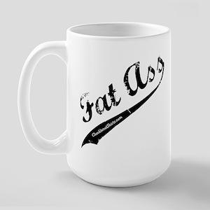 Fat Ass Large Mug