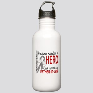Parkinsons HeavenNeede Stainless Water Bottle 1.0L