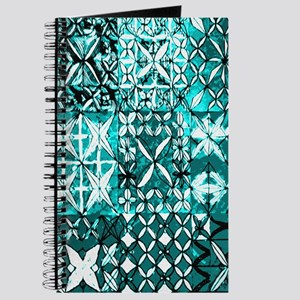 Abstract Glass Journal