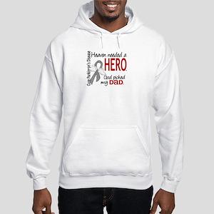 Parkinsons HeavenNeededHero1 Hooded Sweatshirt